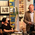 Vorstellung von Judith Platz durch Prof. Dr. Holger Helbig