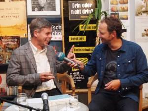 Frank Ivemeyer im Gespräch mit Matthias Schümann (NDR)