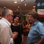 Jens-Peter Schöne, Judith Platz und Manfred Keiper