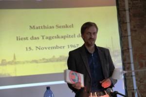 Ronald Richardt stellt Matthias Senkel vor