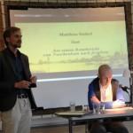 """Matthias Senkel liest """"Aus einem Reisebericht von Twickenham nach Jerichow"""""""