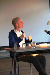 Matthias Senkel, Uwe Johnson-Förderpreisträger 2013
