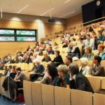 Ein Hörsaal voller Leser