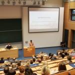Grußwort von Dr. Michaela Selling, Vertreterin der Hansestadt Rostock und Kuratoriumsmitglied der Uwe Johnson-Gesellschaft