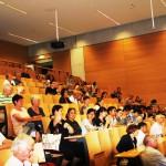Mehr als einhundert Gäste im Arno-Esch-Gebäude der Universität Rostock